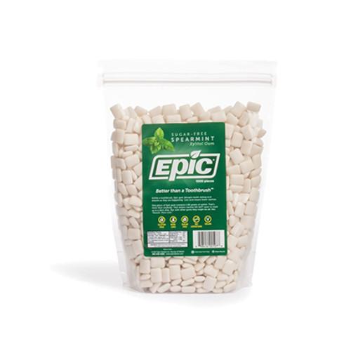 Spearmint Gum - 1000 Piece Bag