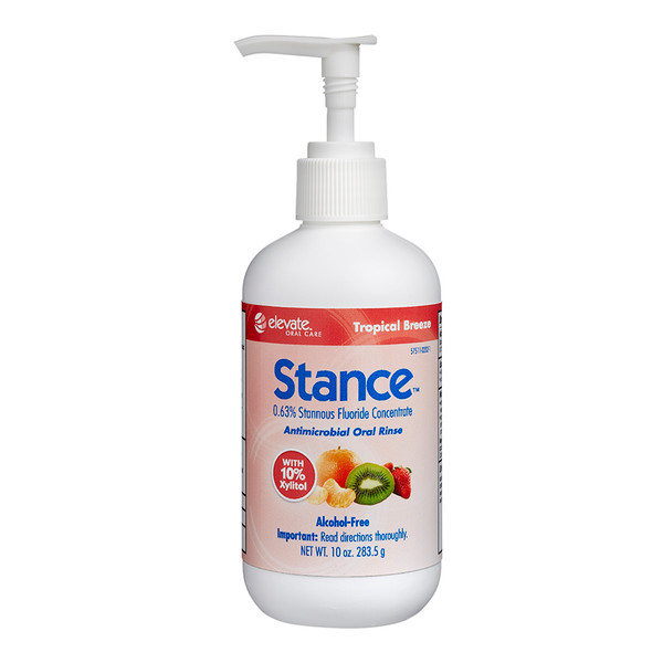 Stance™ Stannous Fluoride Rinse - Tropical Breeze