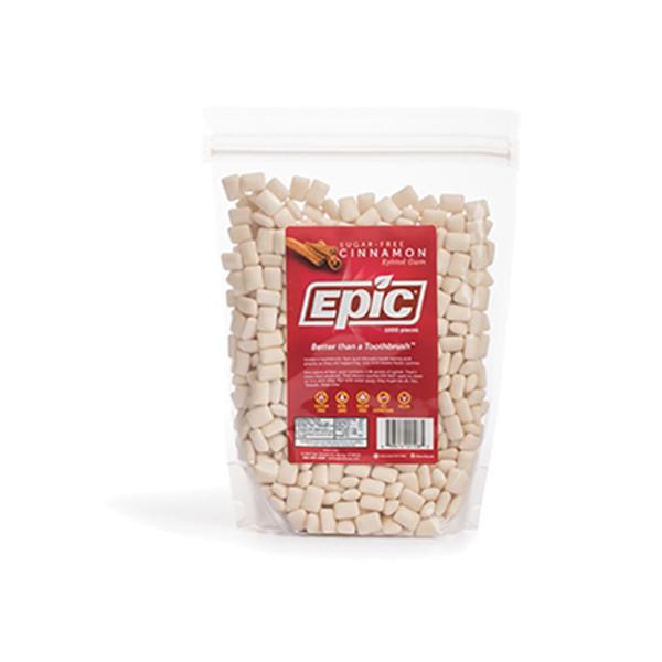 Cinnamon Gum - 1000 Piece Bag