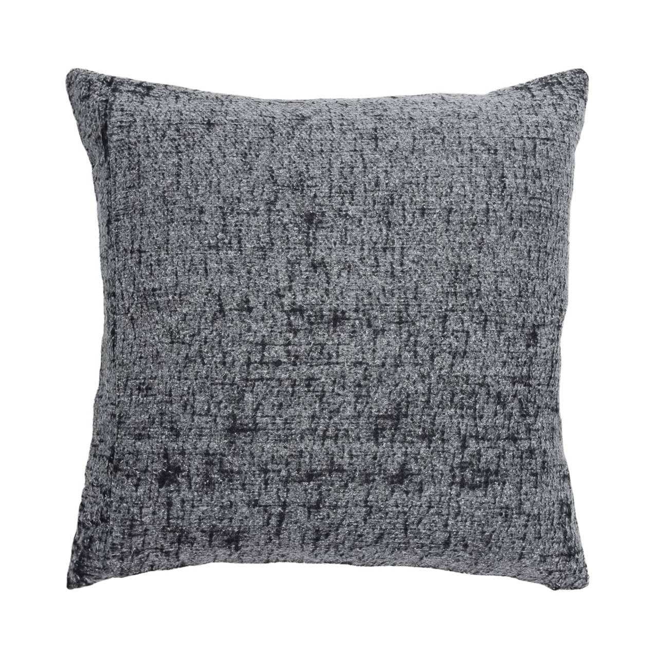 Luxury Decorative Pillow For Sofa Grey Mist 01 Cate Brown