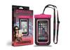 Seawag Waterproof Case For Smartphone Black/Pink