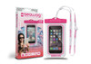 Seawag Waterproof Case For Smartphone White/Pink