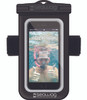 Seawag Waterproof Case w/Armband & Earphone Jack - Black