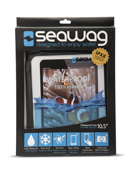 Seawag Waterproof Case For Tablets Black