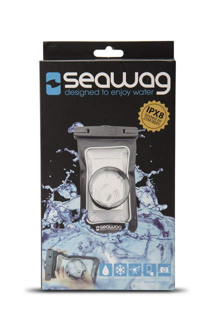 Seawag Waterproof Case For Compact Camera Black