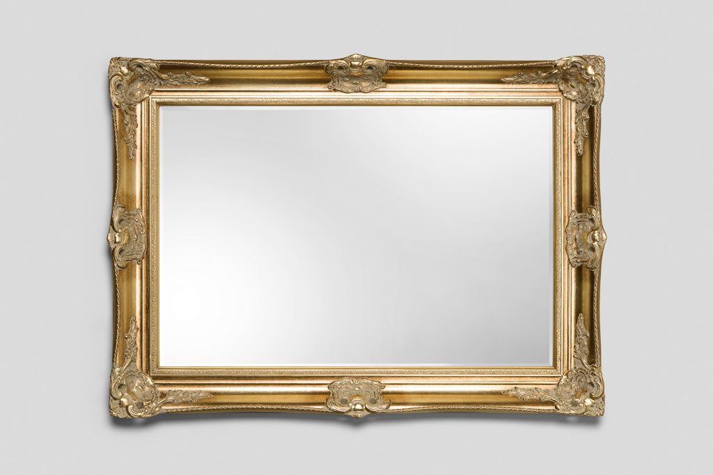 ANTIQUE VERY ORNATE FRAME FLORAL VICTORIAN FOR A PAINTING MIRROR PRINT VINTAGE