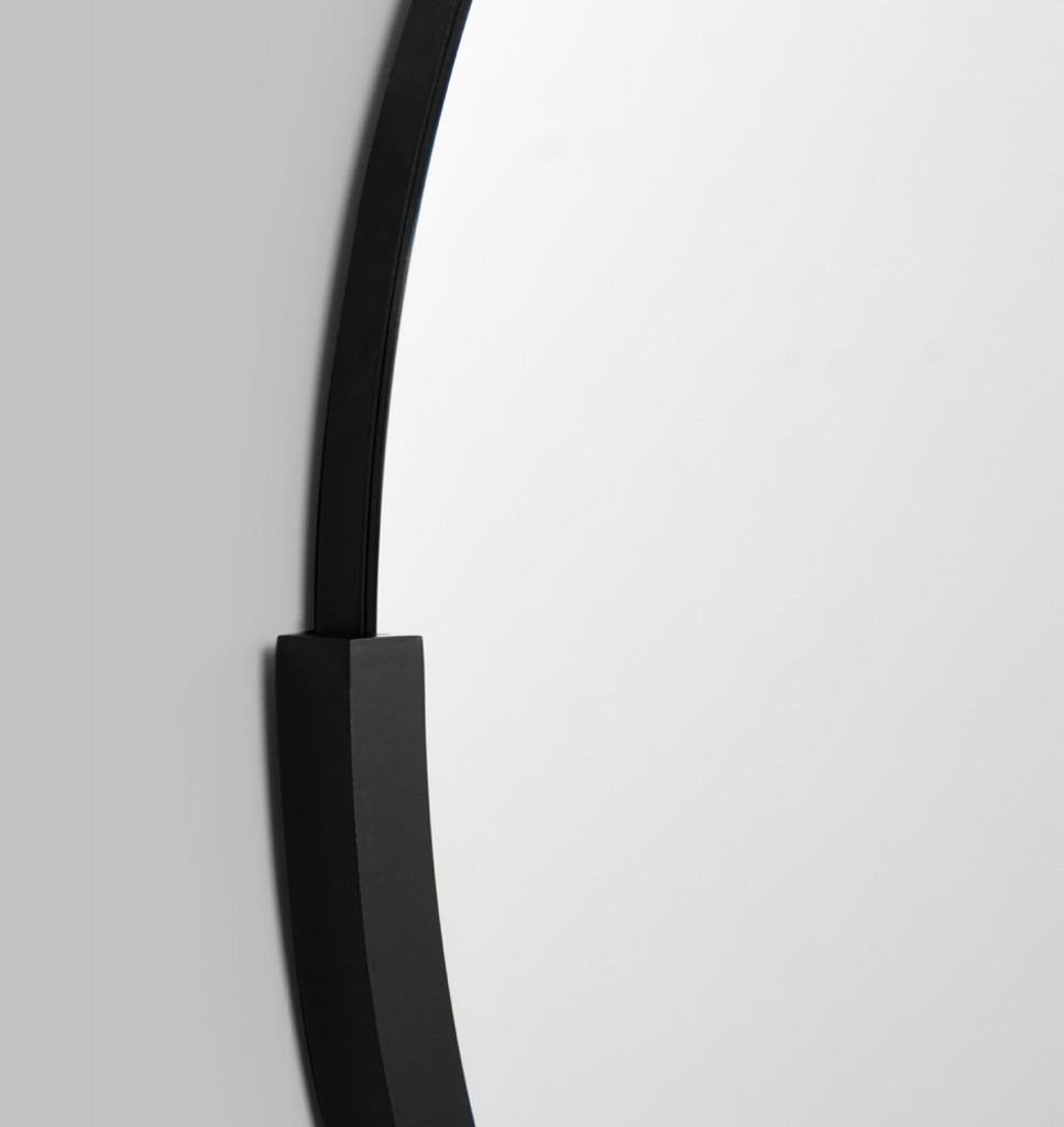 Black, detail