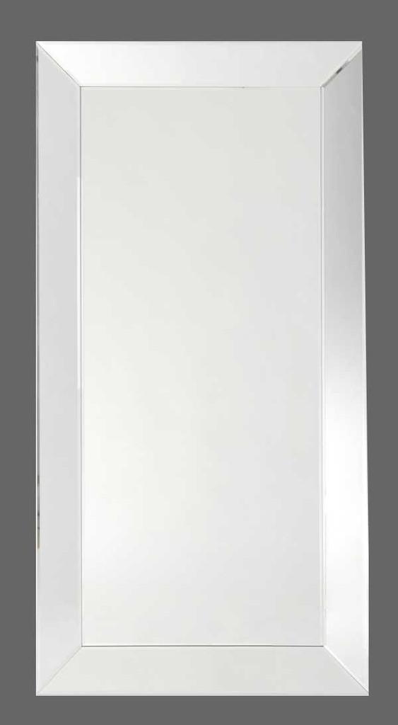 75 x 150 cm Print Decor Angle Mirror