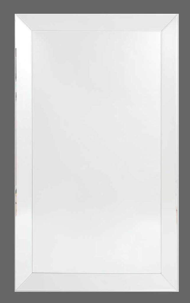 100 x 170 cm Angle Mirror Print Decor
