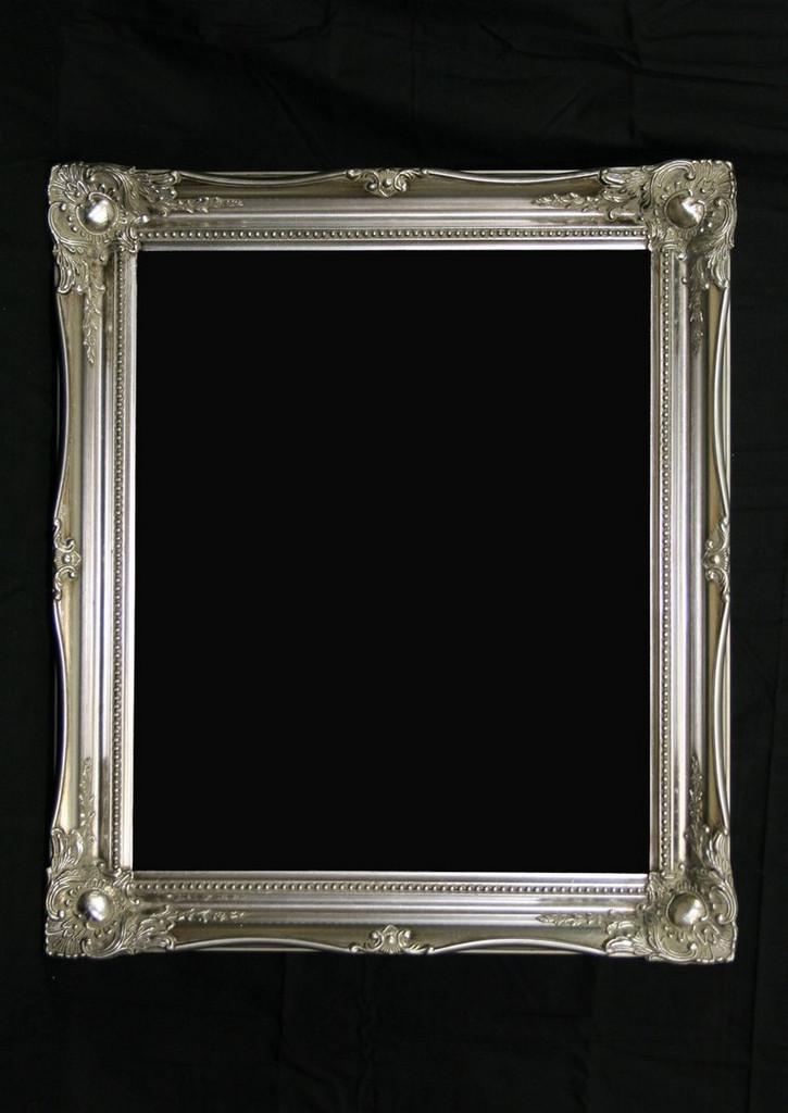 Print Décor - Contessa Silver Frame