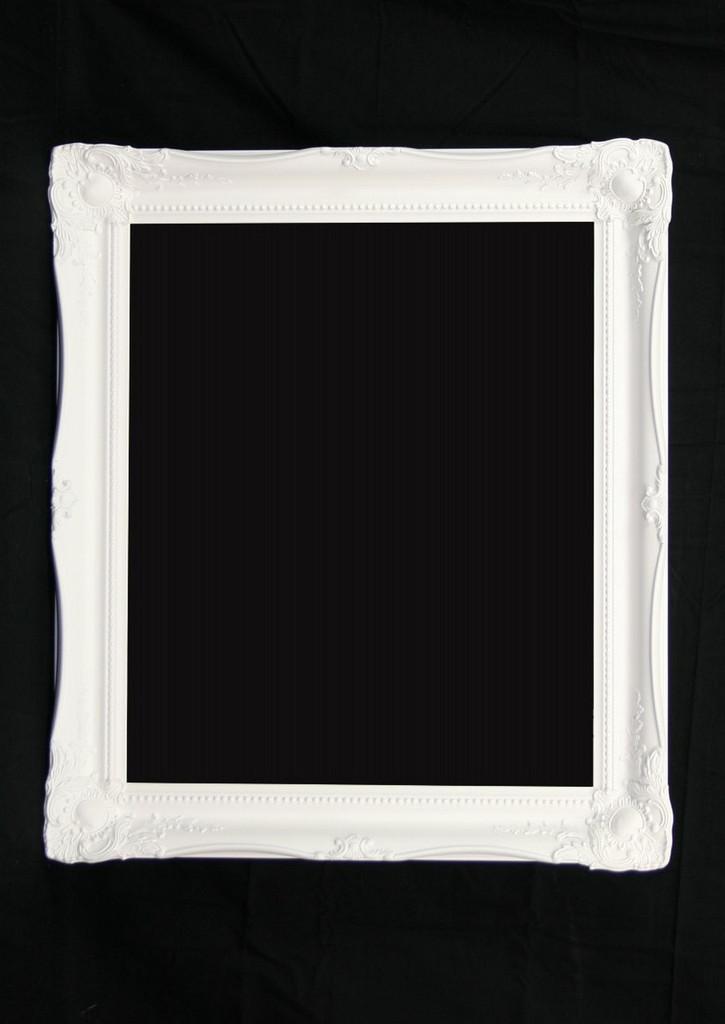 Print Décor - Contessa White Frame