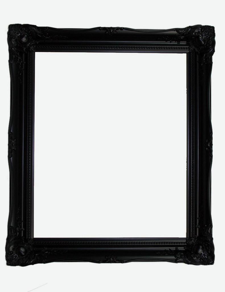 Print Décor - Contessa Black Frame