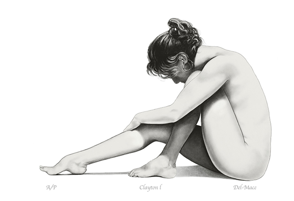 Nude by Gill Del-Mace