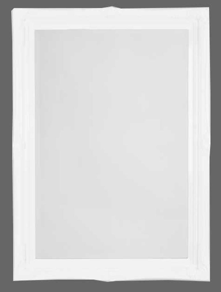 Print Decor Princess Gloss White Mirror 73 x 103 cm