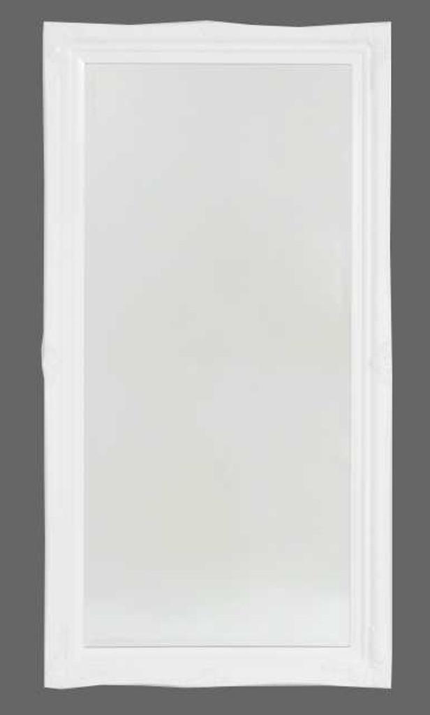 Print Decor Princess Gloss White Mirror 73 x 150 cm