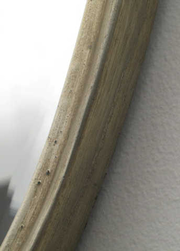 Print Decor | Simplicity Mirror in Silver | Detail