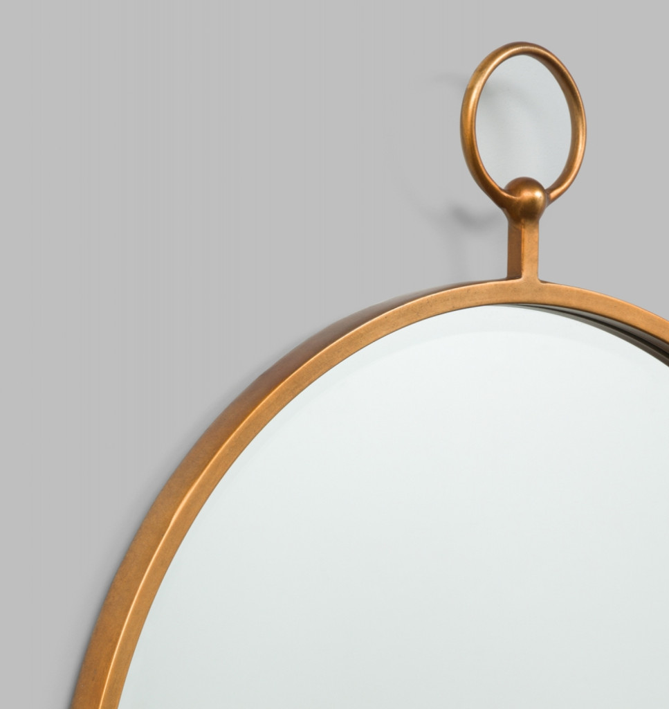 Print Decor | Fob Gold | Mirror | Detail
