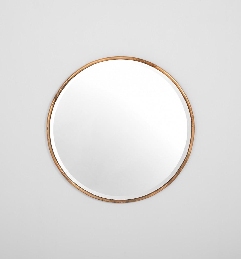 Print Decor | Simplicity Mirror Copper