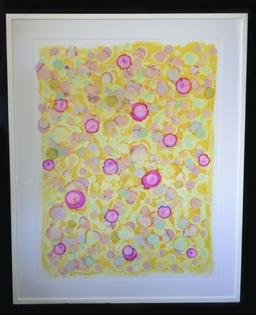 Print Decor | Helen Treuel | Whispering Loudly, Framed