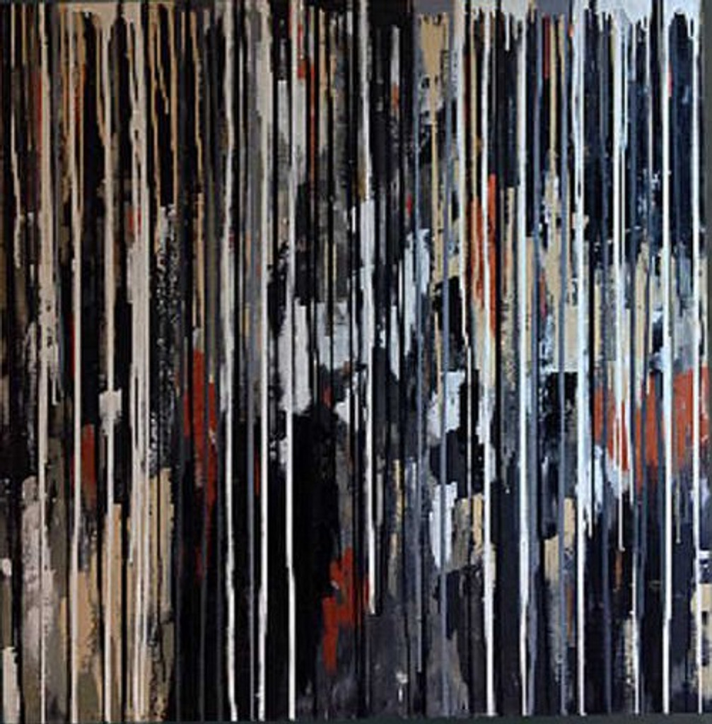 Sabi Klein | Modern Art | Copper Storm | Print Decor