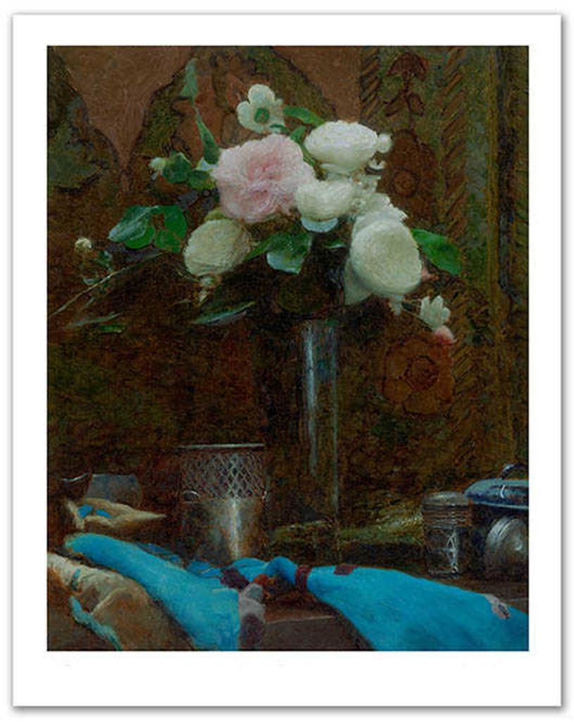 Print Decor | Blue and Silver 2 | Paul Seaton | Artwork