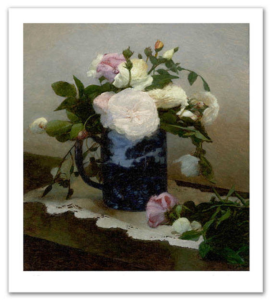 Print Decor | Delft Jug | Paul Seaton | Artwork