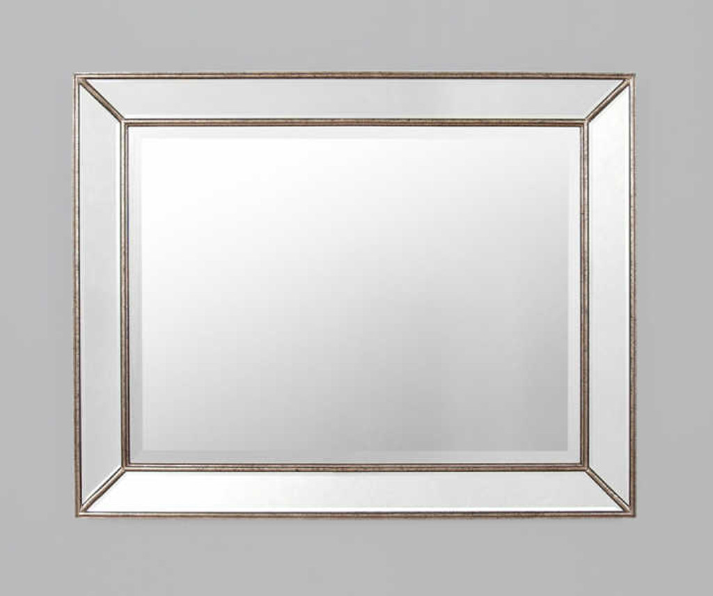 MODERN MIRROR | Tuscan Angled Mirror | PRINT DECOR