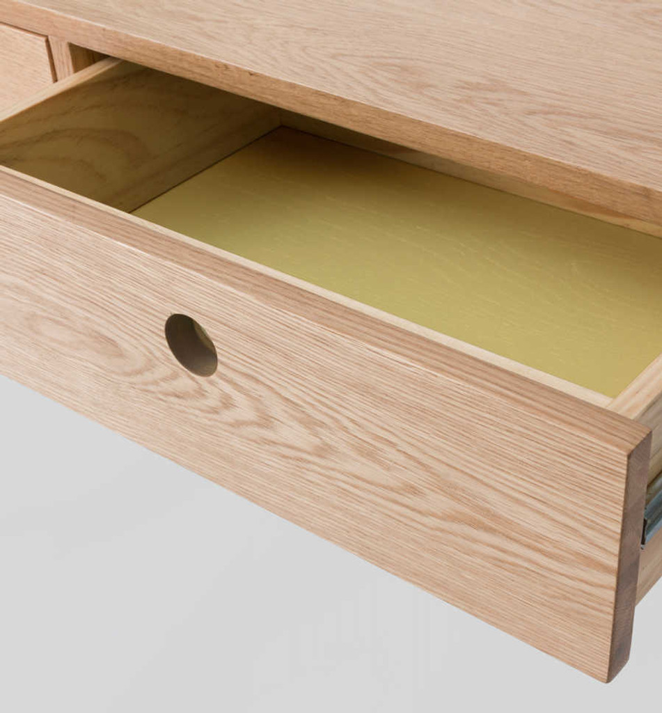 MODERN FURNITURE | ZAC CONSOLE: LEMON | PRINT DECOR | DETAIL