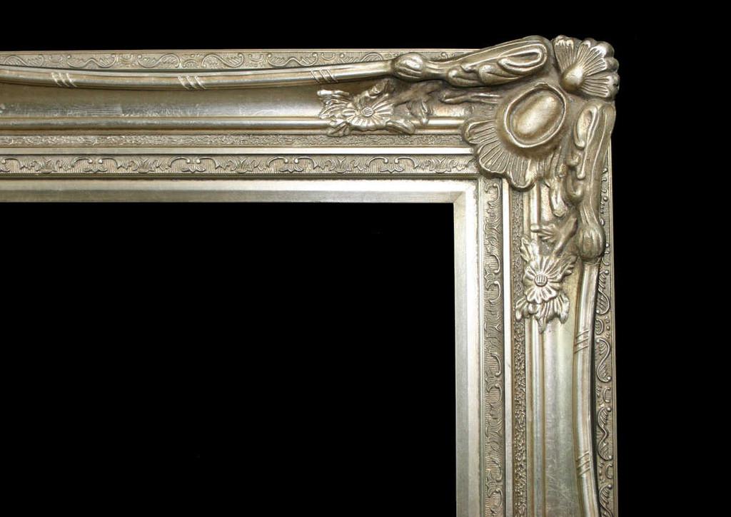 Print Décor | Silver Frame | Detail