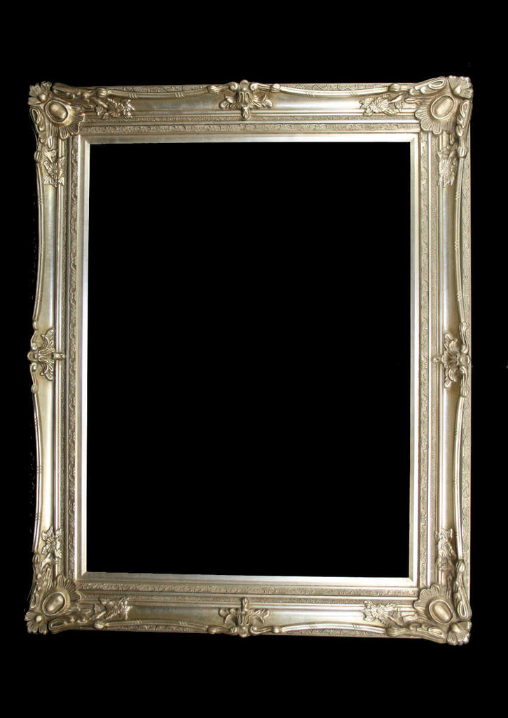 Print Décor | Silver Frame