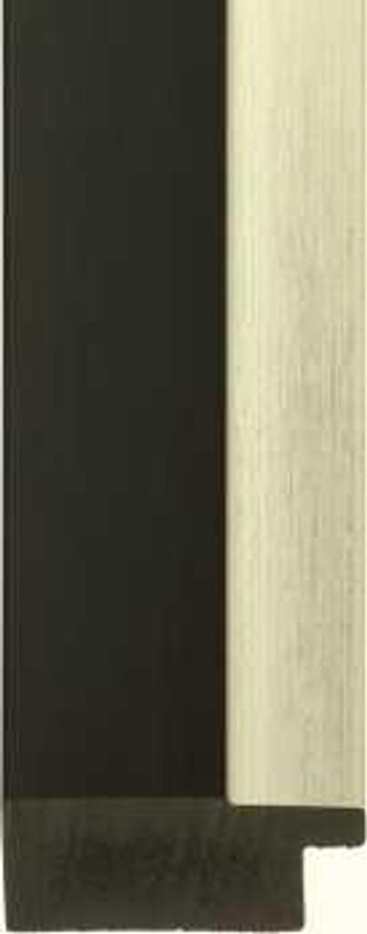 PRINT DECOR   CONTEMPORARY BLACK SILVER DRESSER MIRROR   MIRROR