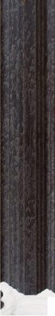 PRINT DECOR   VERMEER RUSTIC BLACK FRAME   DETAIL   5 cm FRAME