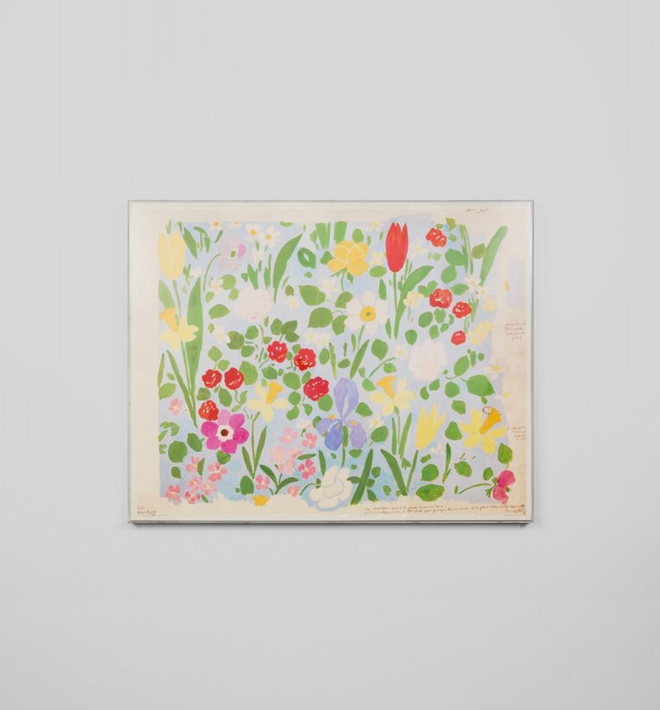 Print Decor |JARDIN DE FLEURS |