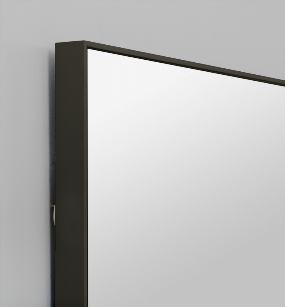 Print Decor | Flynn Rectangle | Black | Detail
