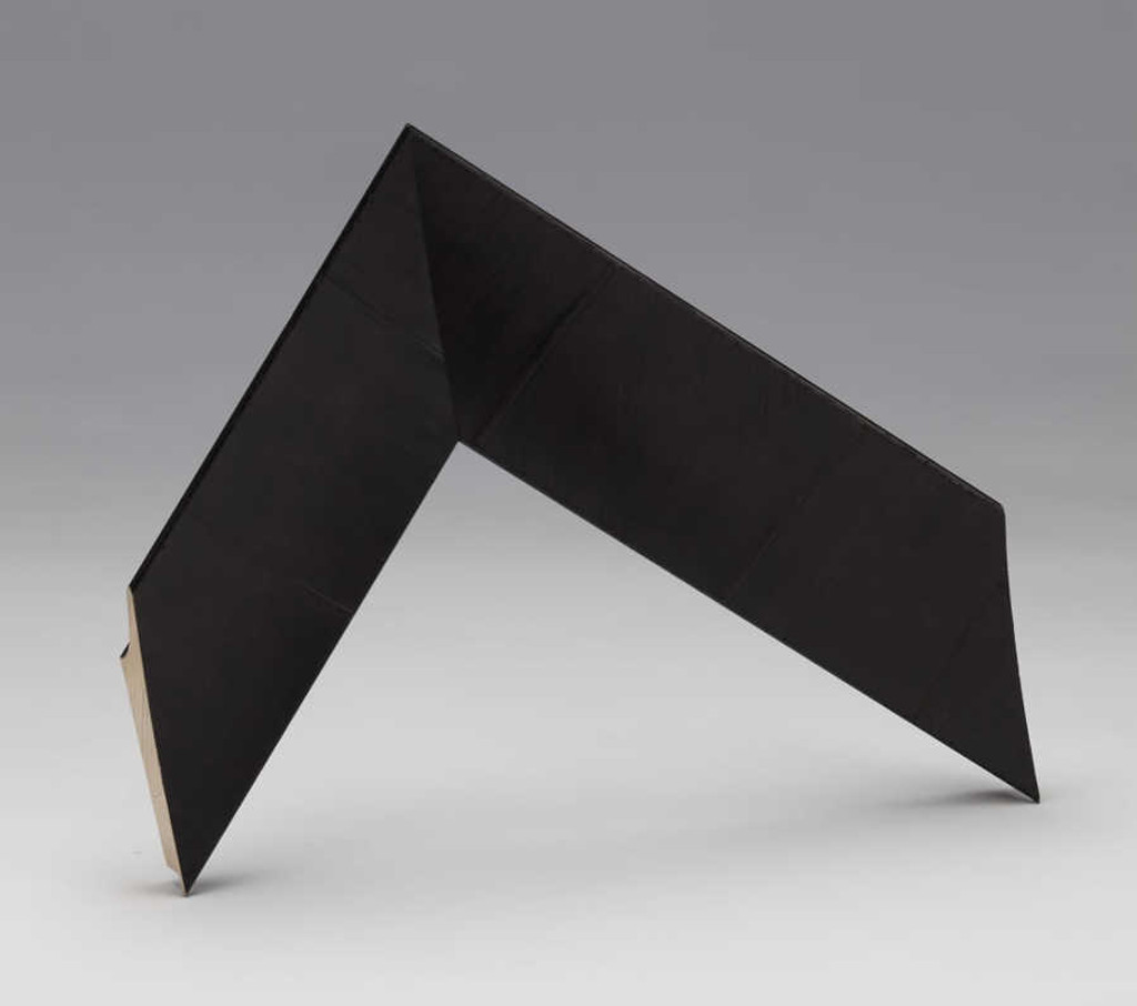 Olive Veneer Black Timber | Print Decor