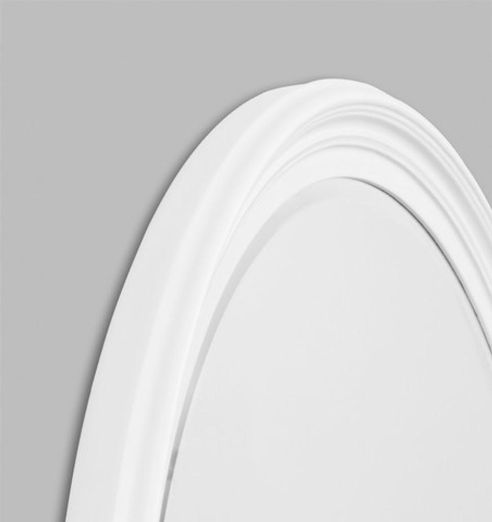 Bright White, detail
