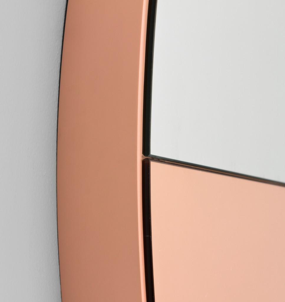 Mia Duo Dusk (plain mirror/apricot tinted mirror).