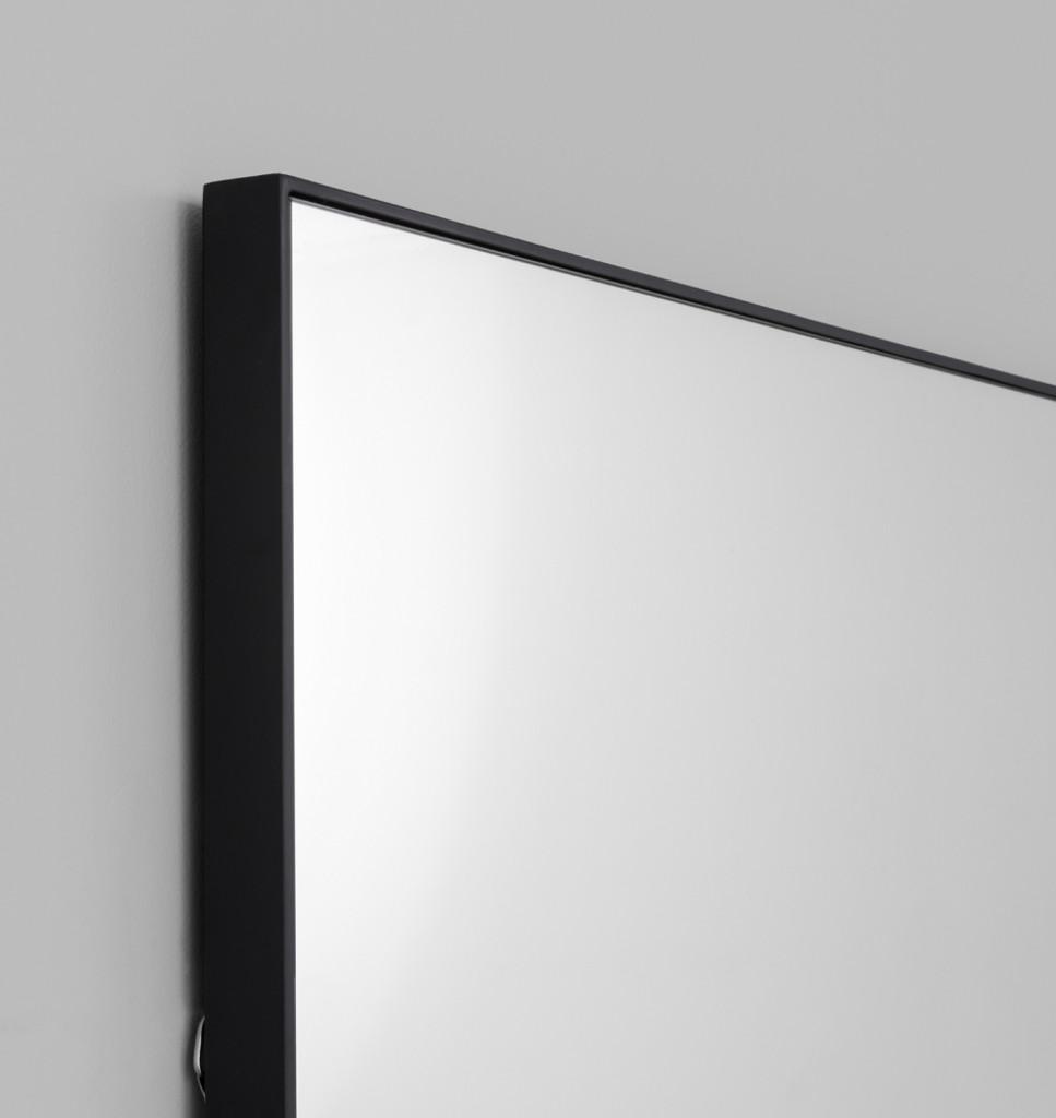 Slimline Large | Black | Print Decor