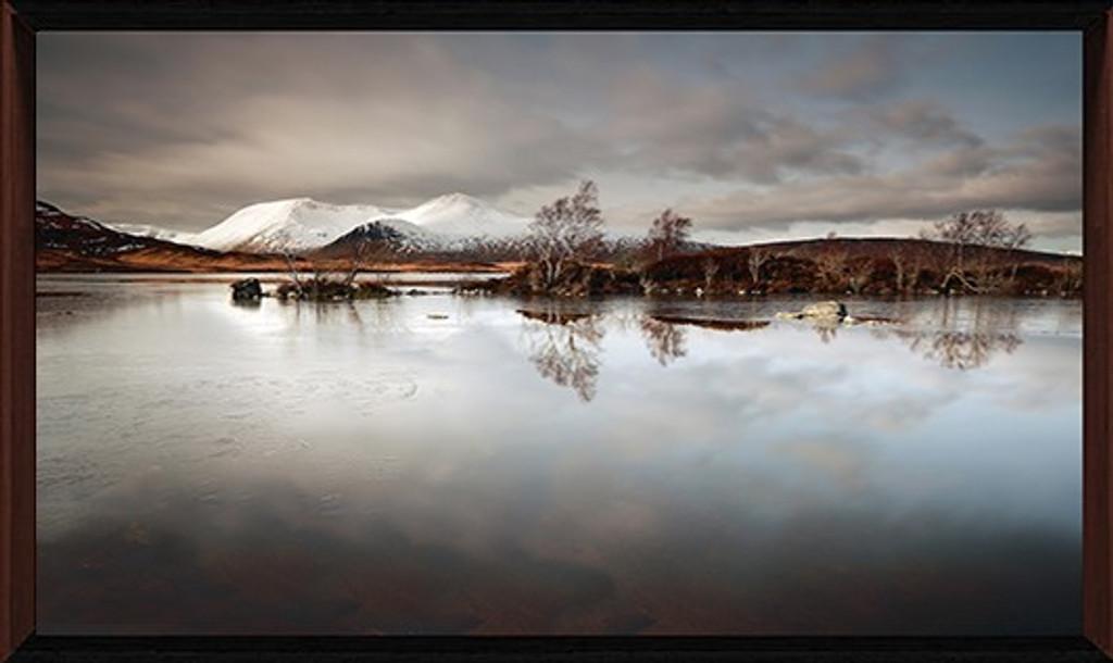 Granite Lake | Framed Nature Print | Print Decor, Malvern