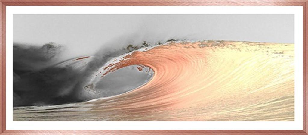 Ochre Wave