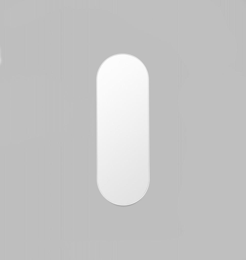 Bjorn Bright White 50 x 145 x 2.2 cm