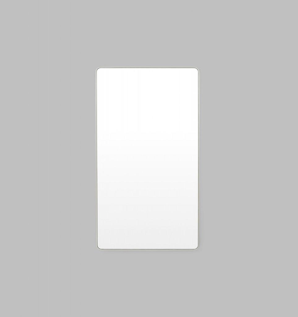 Errol Curved | Silver  | Print Decor
