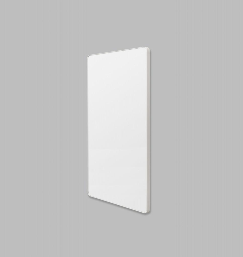 Errol Curved White  | Print Decor