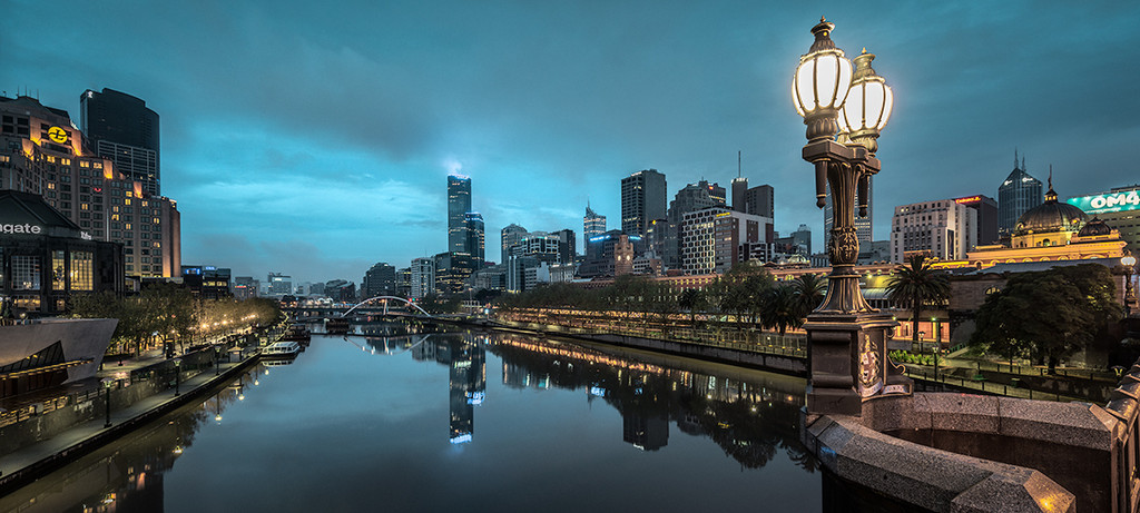 Photography | Melbourne Arising | Wide Format | by Nick Psomiadis