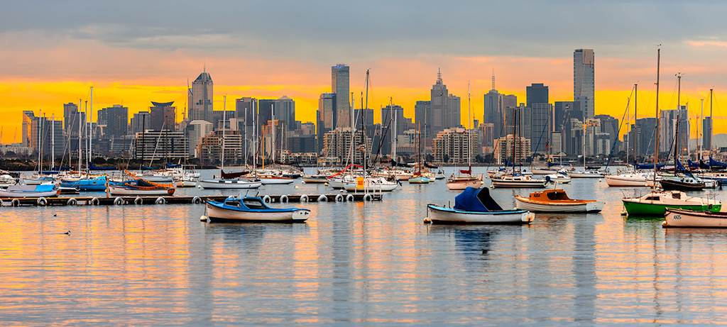 Photography   Williamstown Views    Wide Format   by Nick Psomiadis