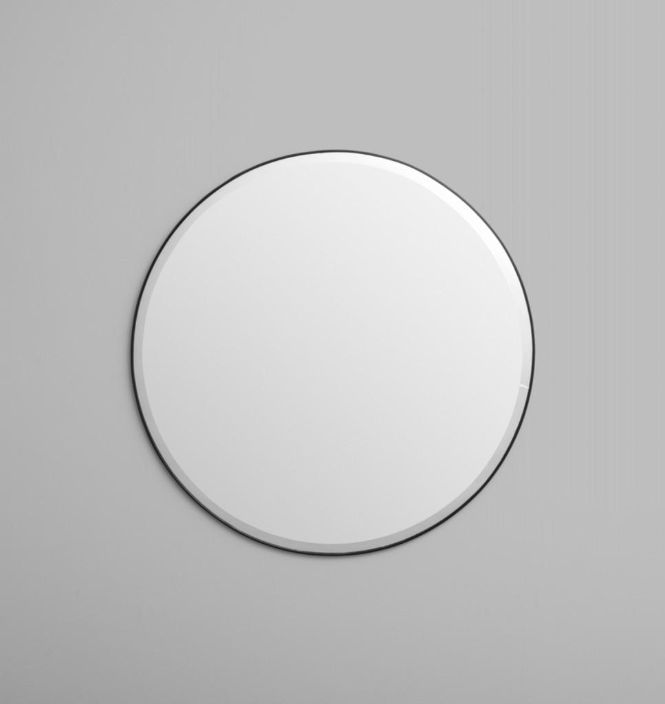 Black Lange Mirror