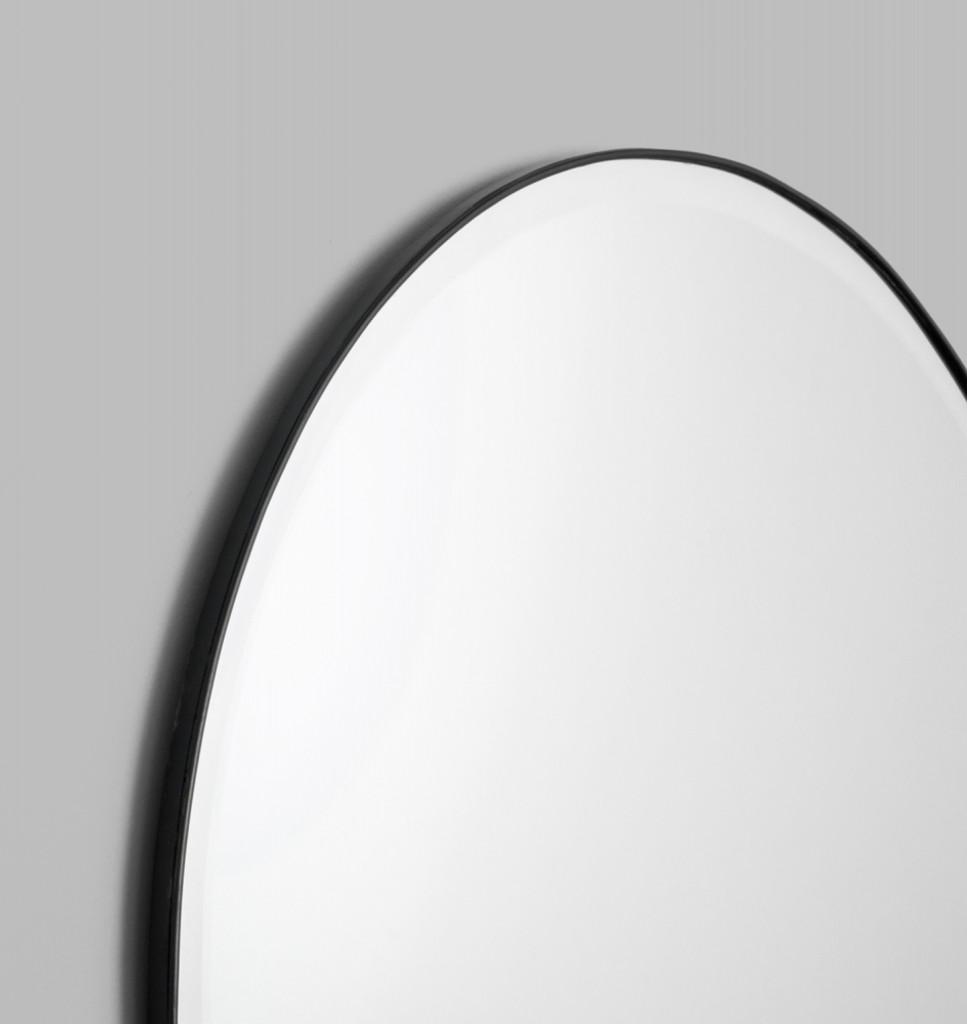 Black Lange Mirror | Detail
