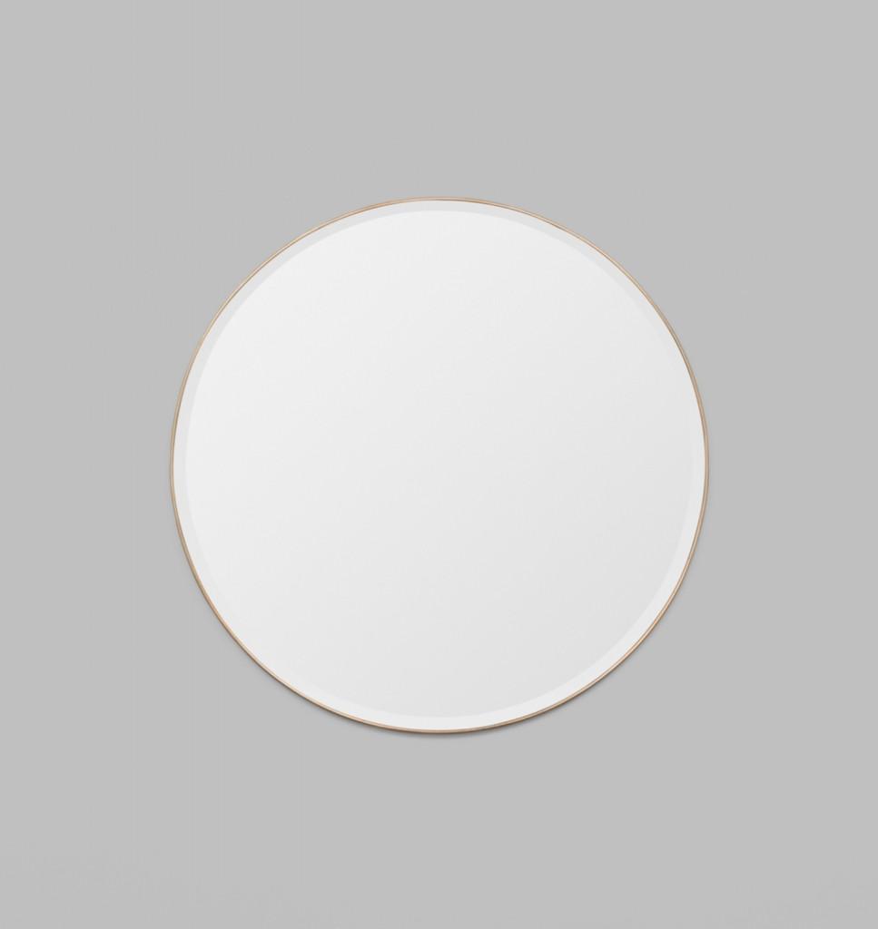 Brass Lange Mirror