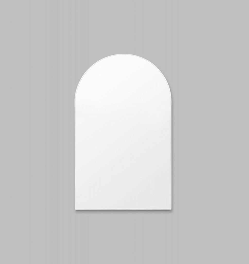 Bjorn Arch White 55 x 85 cm