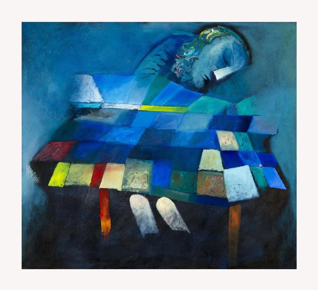 Charles Blackman Dream Image
